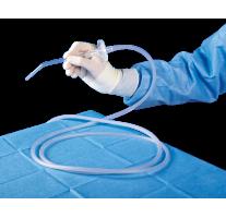 Chirurgisches Absaugsystem mit Knochenrestefilter