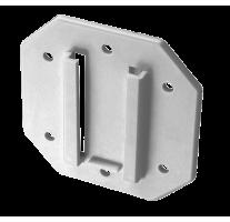 Wandbefestigungssystem für Saugbeutel