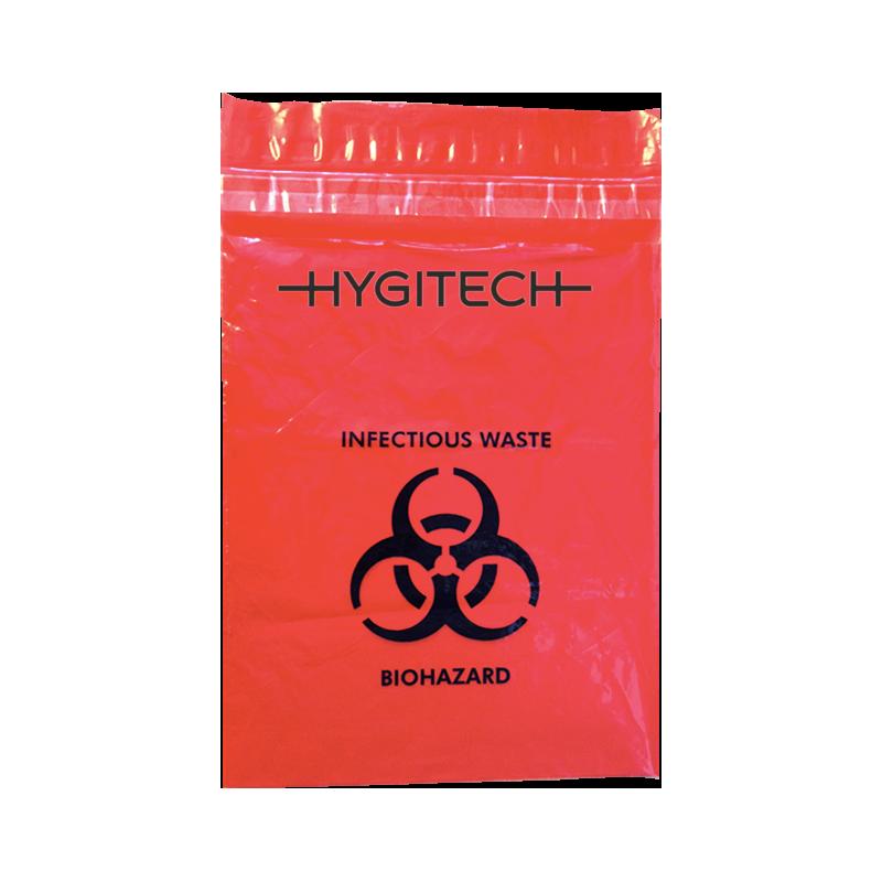 Einwegbeutel für infektiöse Abfälle