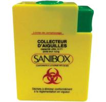 Nadelsammler – Sanibox 250 ml